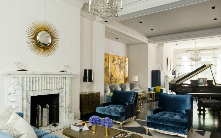Top interior designers david collins best interior for Best interior designers london