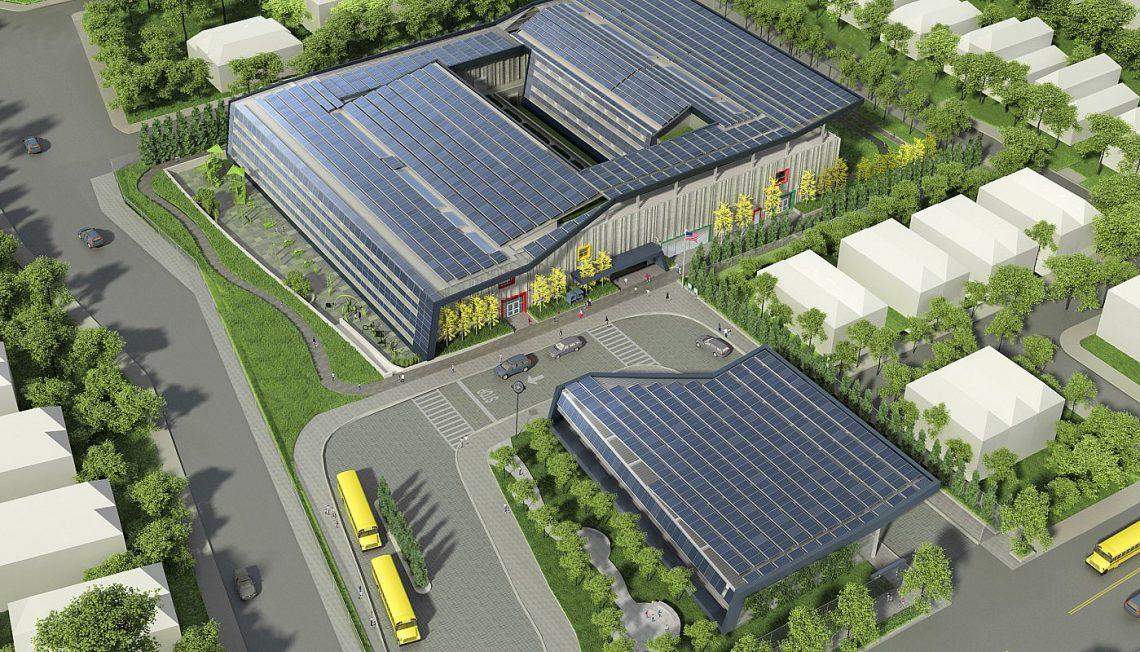Top Architects  SOM  Top Architects | SOM A NET ZERO ENERGY SCHOOL