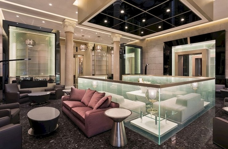 Top Interior Designers Marco Piva - Milan City Guide Inside Milan's reopened Excelsior Hotel Galia-Foyer-Galleria_Gallia marco piva Get to Know the Irreverence of Milanese Architect Marco Piva Milan City Guide Inside Milans reopened Excelsior Hotel Galia 2