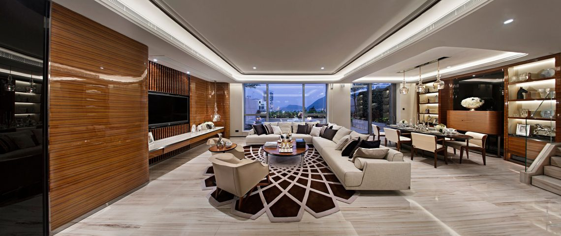 Image gallery steve leung for Best interior design studios