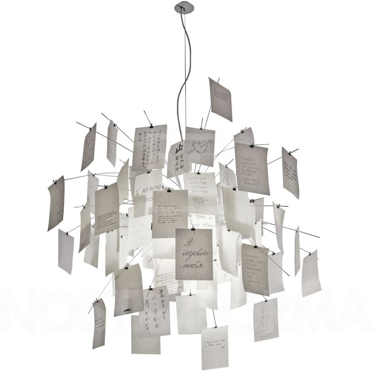 best_interior_designers_ingo_maurer-hanging-lamps-Zettel'z 6  Top Designers | Ingo Maurer best interior designers ingo maurer hanging lamps Zettelz 6 e1441101359836