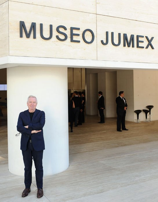 bestinteriordesigners-Top Interior Designers | David Chipperfield-jumex-2 david chipperfield Top Interior Designers | David Chipperfield cn image
