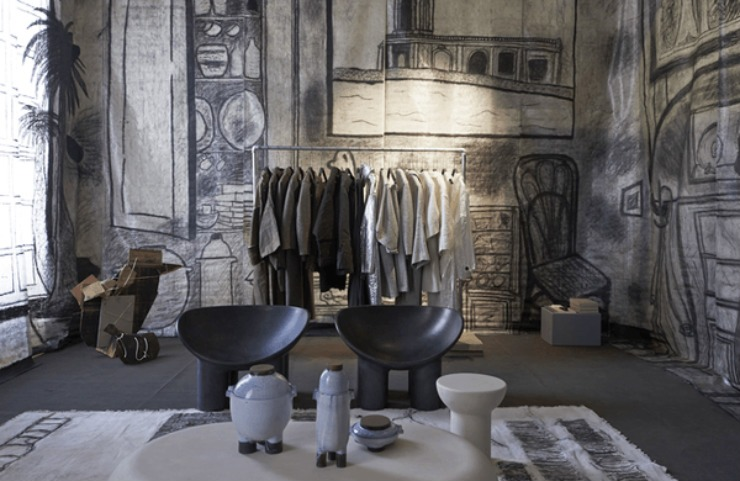 drawingroom  'Ten Designers in the West Wing' at London Design Festival drawingroom