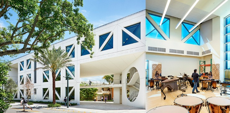 INTERIOR DESIGN GIANTS | HOK BEST PROJETCS – FLORIDA