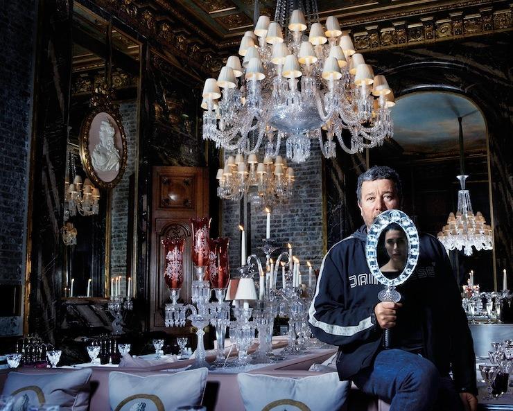 Top Interior Designers | Philippe Starck -Baccarat-House
