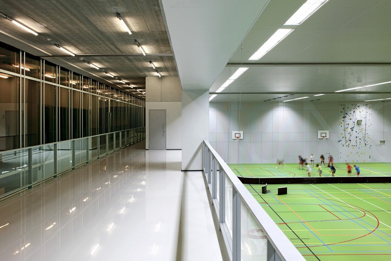 top-interior-designers-wiel-arets-gallery-sports-campus-2  Top Architects | Wiel Arets top interior designers wiel arets gallery sports campus 2