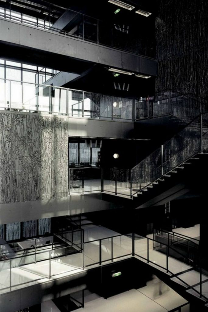 top-interior-designers-wiel-arets-utrecht-library-13  Top Architects | Wiel Arets top interior designers wiel arets utrecht library 13