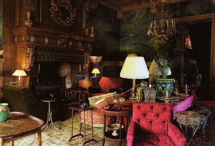 top-interiro-designers-jacques-grange-Chateau-Gabriel Chateaus and Hotels by the interior designer Jacques Grange Chateaus and Hotels by the interior designer Jacques Grange top interiro designers jacques grange Chateau Gabriel