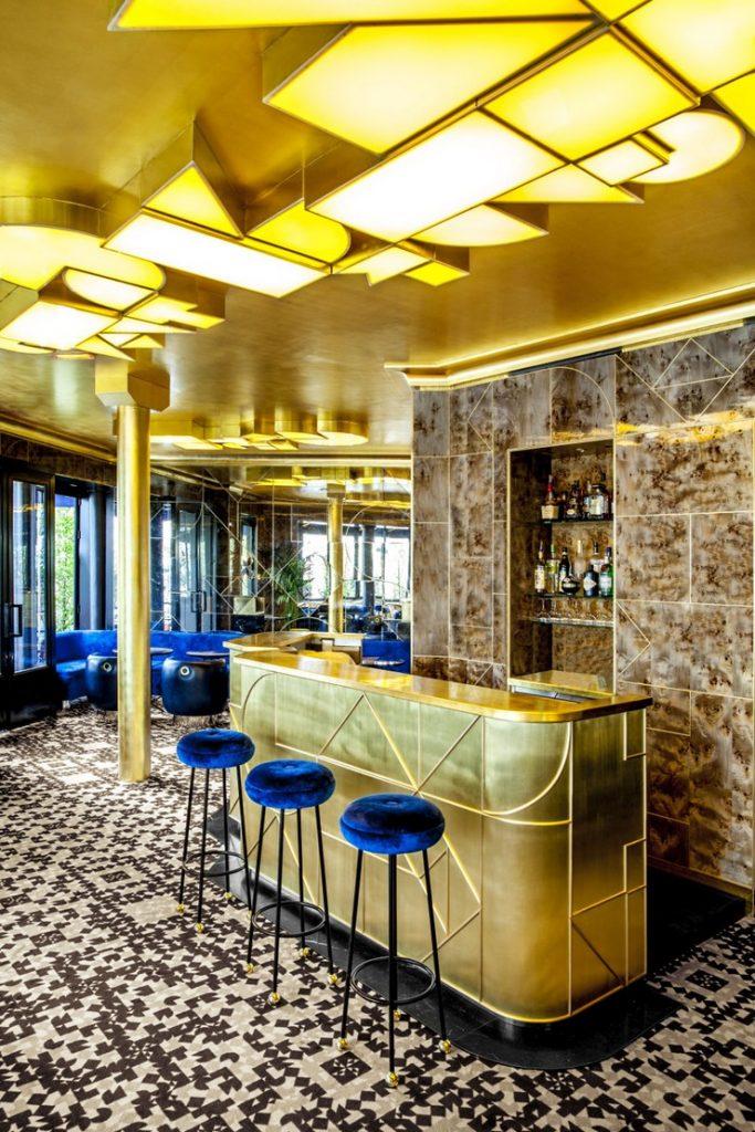 14 Best Interior Designers In Virginia: 25 Best Interior Design Projects By India Mahdavi