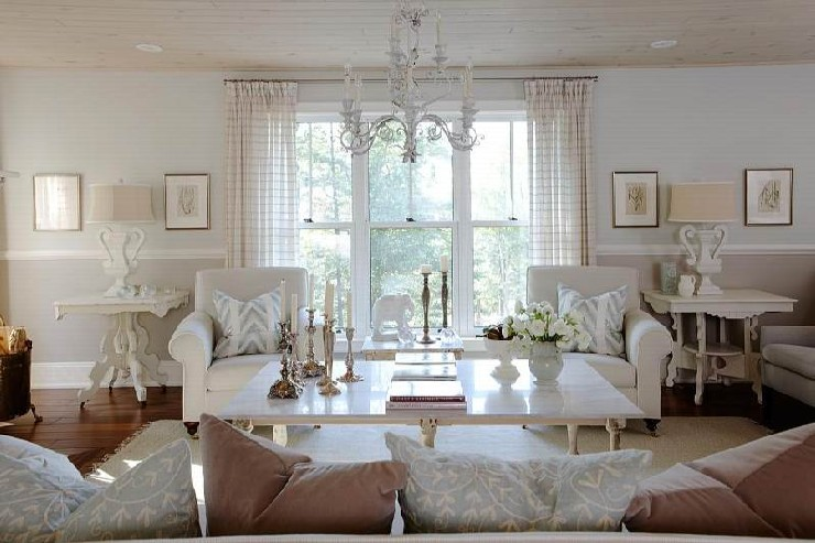 Sarah Richardson contemporary classic and elegant modern living room design  25 best interior design projects by Sarah Richardson 15 Sarah Richardson contemporary classic and elegant modern living room design