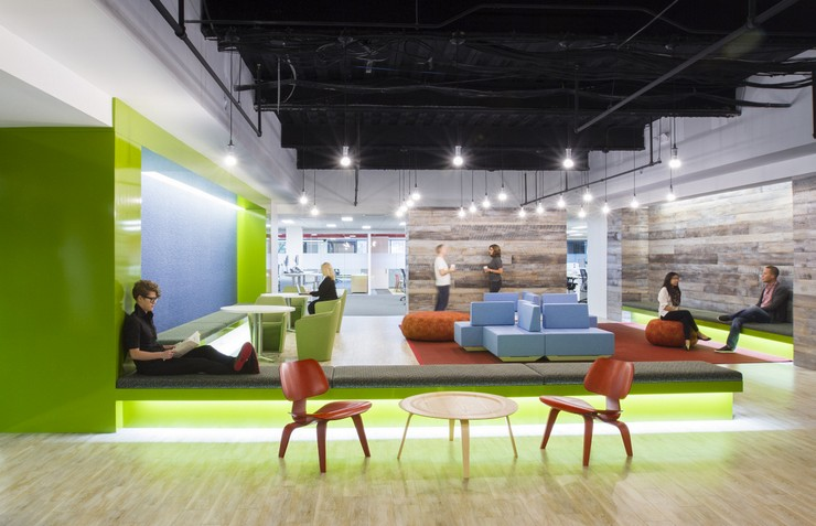 50 best interior design projects by gensler page 17 for Best interior designers in usa