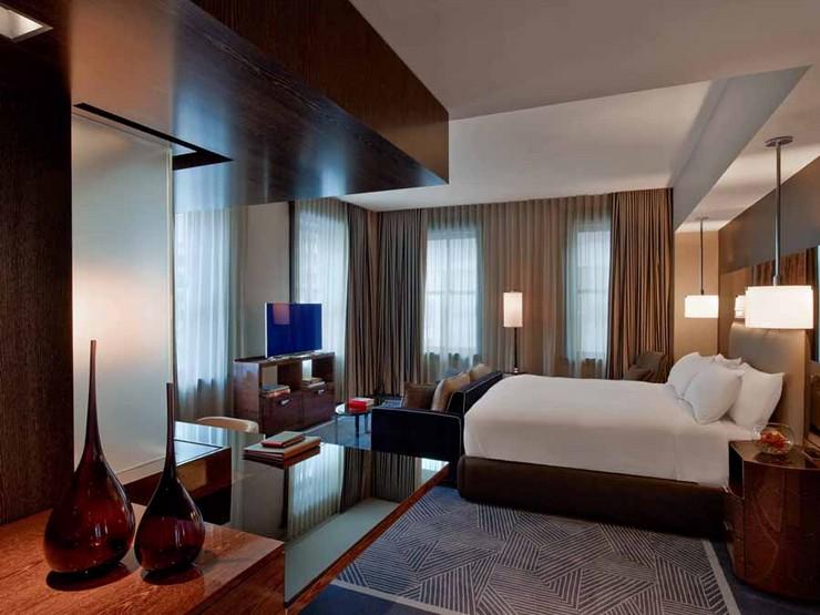 18 tihany design joule hotel dallas penthouse suites 18 for Design hotel jewel