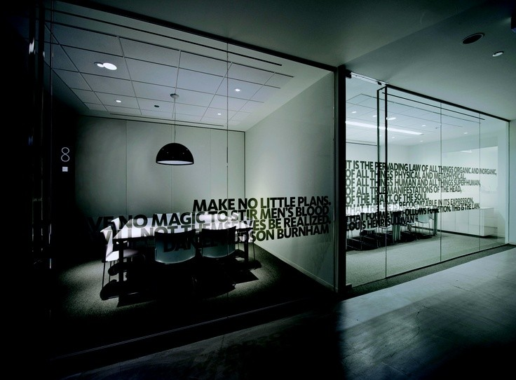 50 Best Interior Design Projects by Gensler interior design projects by gensler 50 Best Interior Design Projects by Gensler 1 Gensler Office in Chicago Illinois1