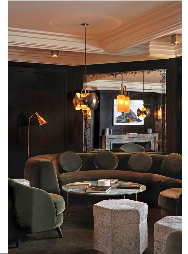 L'Apogée Courchevel India Mahdavi Best Interior Design Projects by India Mahdavi 22 India Mahdavi LApog C3 A9e Courchevel
