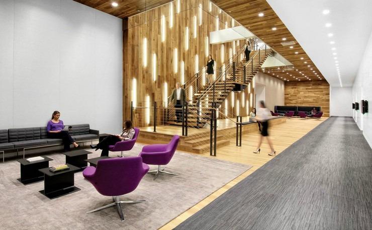 50 Best Interior Design Projects by Gensler