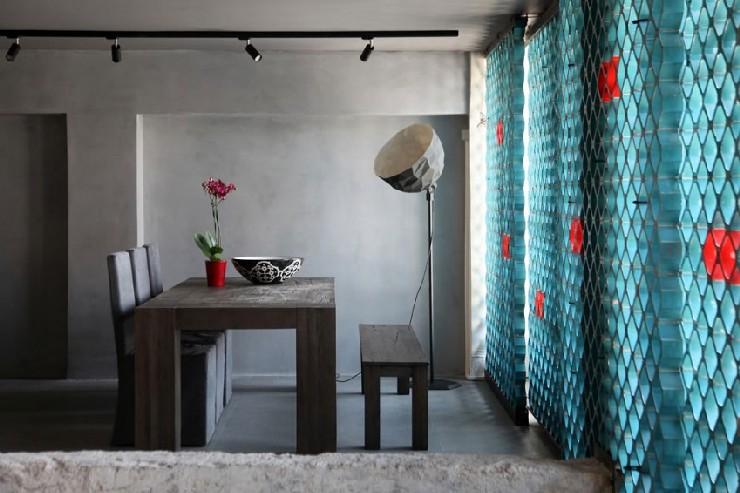 Urquiola Faliro Loft patricia urquiola 50 Best Interior Design Projects by Patricia Urquiola 36 Patricia Urquiola Faliro Loft