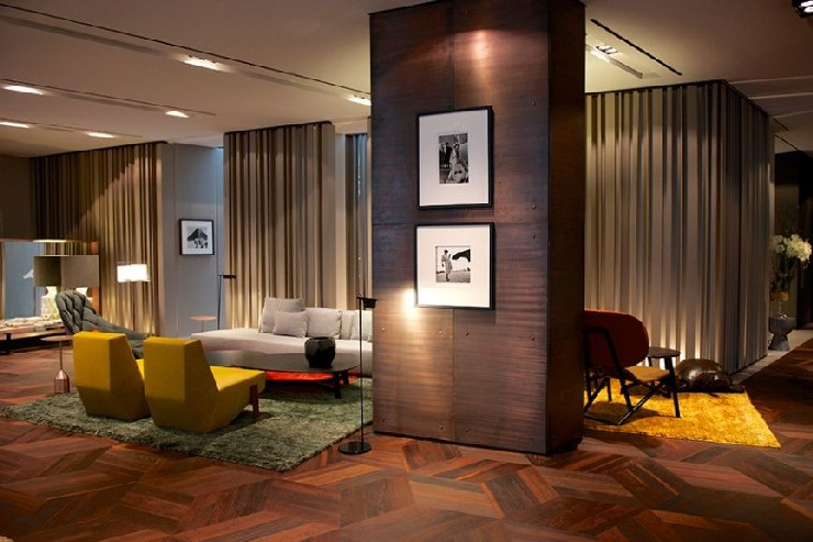 Urquiola Das Stue Hotel in Berlin by Urquiola and LVG Arquitectura suite patricia urquiola 50 Best Interior Design Projects by Patricia Urquiola 4 Patricia Urquiola Das Stue Hotel in Berlin by Urquiola and LVG Arquitectura suite