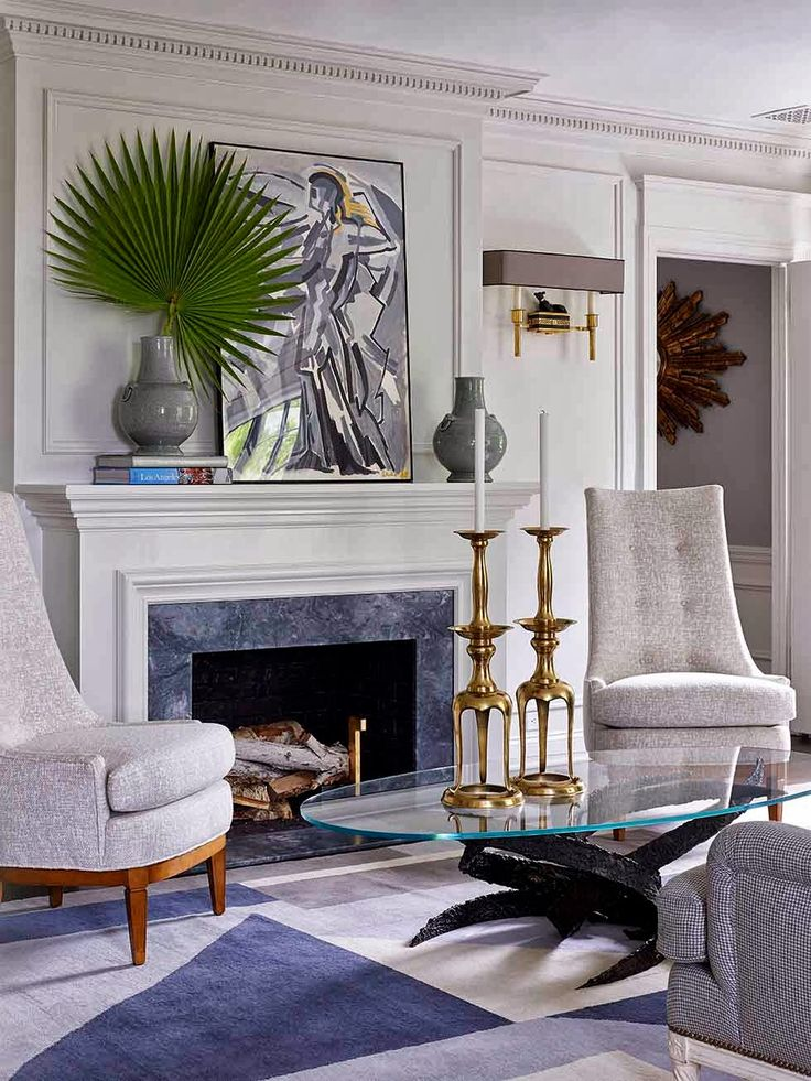 captivating jl deniot paris living room apartm | 5-Jean-Louis-Deniot-contemporary-living-room-details1 5 ...