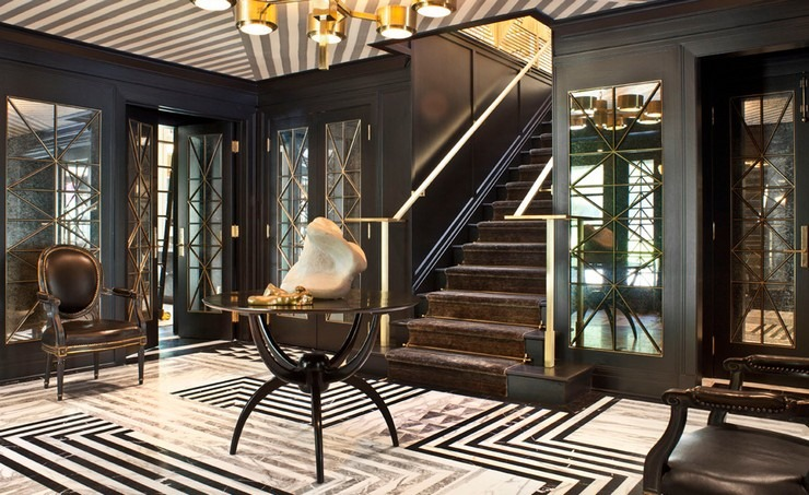 The World's top 10 interior designers top 10 interior designers The World's top 10 interior designers 50 best interior design projects by kelly wearstler 1