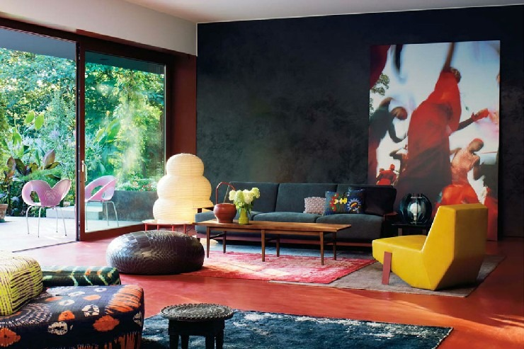 Urquiola Patrizia Moroso's House patricia urquiola 50 Best Interior Design Projects by Patricia Urquiola 7 Patricia Urquiola Patrizia Morosos House