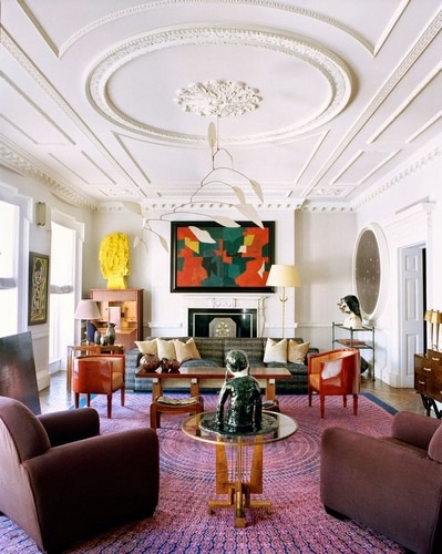 50 Best Interior Design Projects by Jacques Grange jacques grange 50 Best Interior Design Projects by Jacques Grange Best Interior Designers Jacques Grange Interior Design Luxury Interiors Colorful Living Room