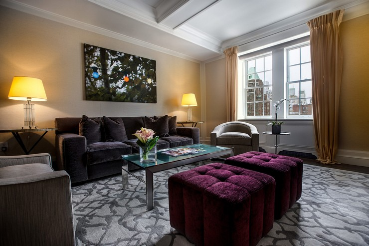 50 Best Interior Design Projects by Jacques Grange jacques grange 50 Best Interior Design Projects by Jacques Grange Best Interior Designers Jacques Grange Interior Design Luxury Interiors Mark Hotel Interior Design NY 2