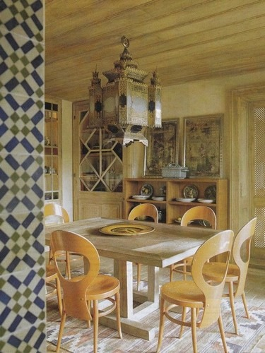 50 Best Interior Design Projects by Jacques Grange jacques grange 50 Best Interior Design Projects by Jacques Grange Best Interior Designers Jacques Grange Interior Design Luxury Interiors Modern Dining Room