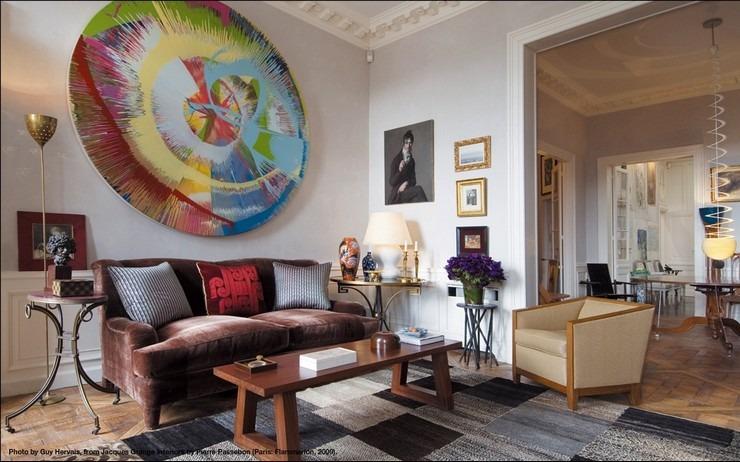 50 Best Interior Design Projects by Jacques Grange jacques grange 50 Best Interior Design Projects by Jacques Grange Best Interior Designers Jacques Grange Interior Design Luxury Interiors Palais Royal Paris