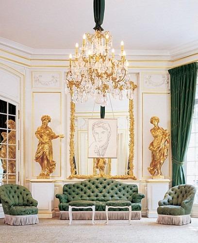Best Interior Designers Jacques Grange Interior Design Luxury Interiors Yves Saint Laurent Home