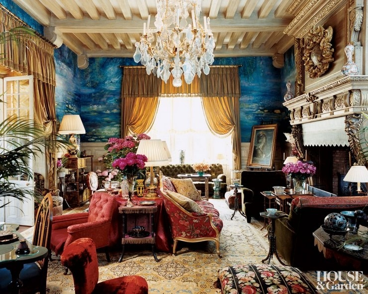 50 Best Interior Design Projects by Jacques Grange jacques grange 50 Best Interior Design Projects by Jacques Grange Best Interior Designers Jacques Grange Interior Design Luxury Interiors Yves Saint Laurent House Living Room