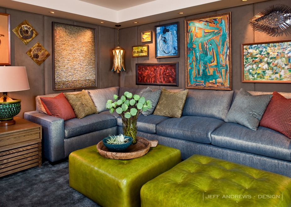 25 Best Interior Design Projects by Jeff Andrews jeff andrews Best Interior Design Projects by Jeff Andrews Best Interior Designers Jeff Andrews Projects Luxury Interiors Living Room with Color Block1