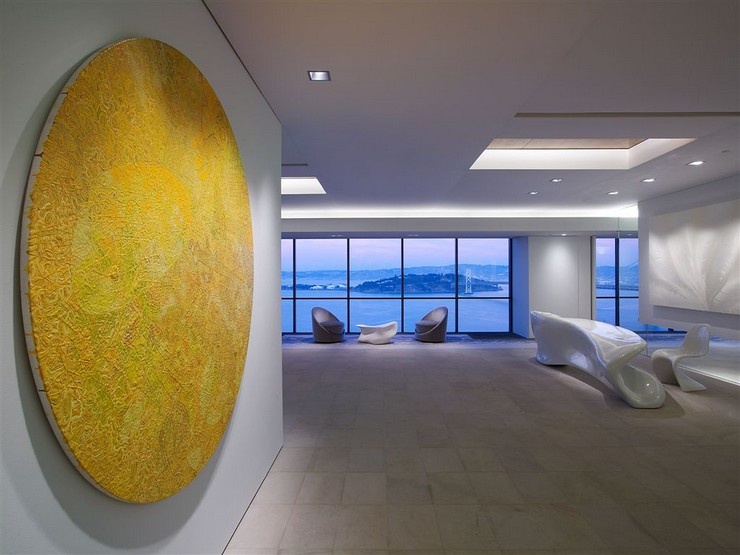 25 Best Interior Design Projects by Lauren Rottet  25 Best Interior Design Projects by Lauren Rottet Best Interior Designers Lauren Rottet Interiors Artis Capital Management in San Francisco CA 1