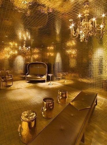 25 Best Interior Design Projects by YOO Studio  25 Best Interior Design Projects by YOO Studio Best Interior Designers Yoo Interiors Luxury Interiors Gold Room Design