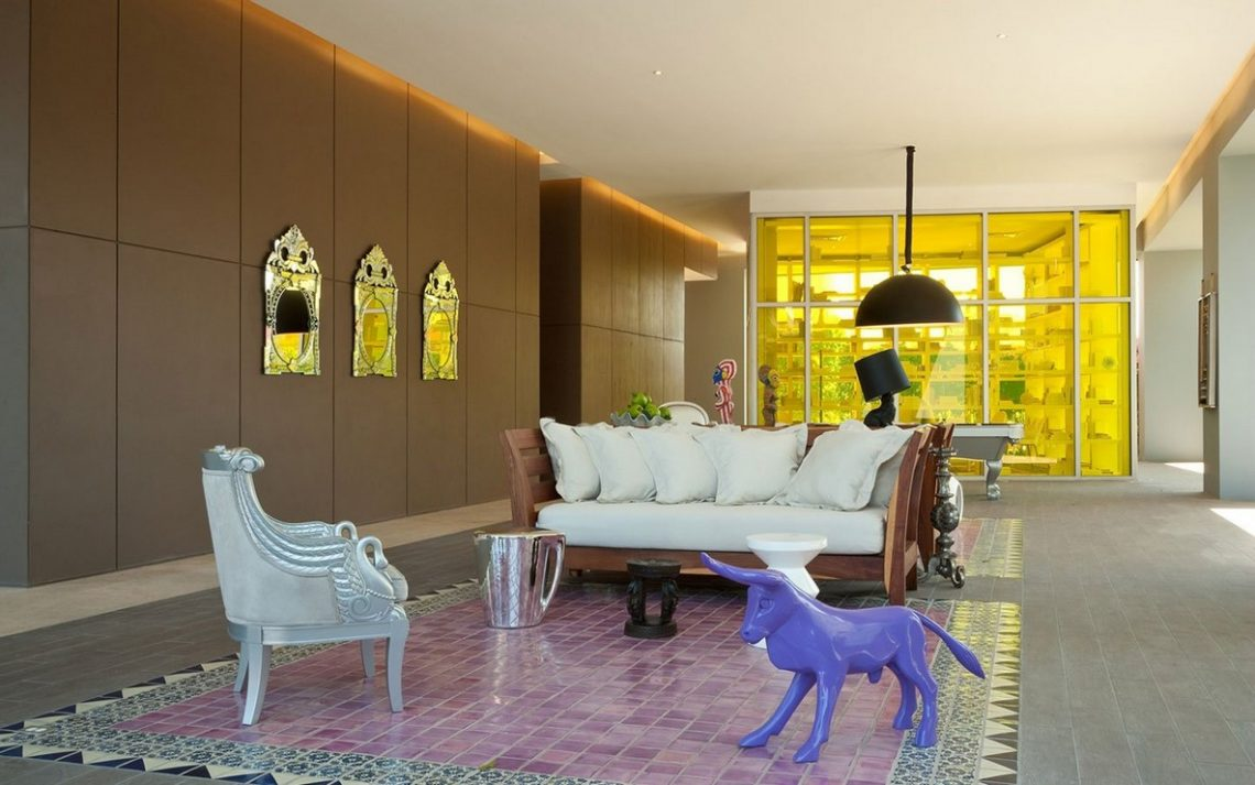25 best interior design projects by yoo studio page 4 for Best residential interior designers
