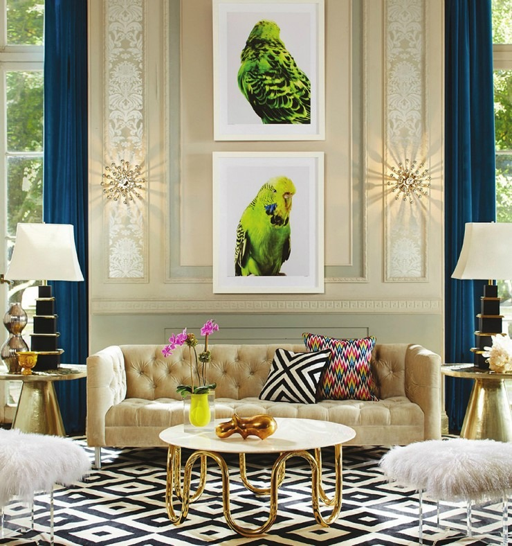 48 Best Interior Design Projects By Jonathan Adler Best Interior New Jonathan Adler Living Room
