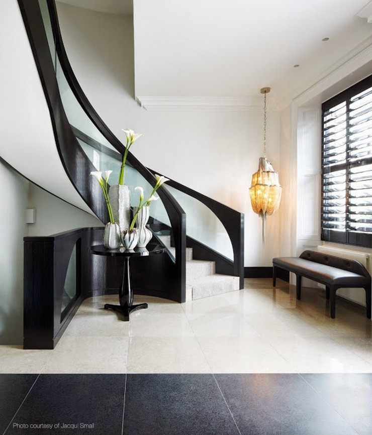 Kelly Hoppen - The Family Home in London 6  50 Best Interior Design Projects by Kelly Hoppen Kelly Hoppen The Family Home in London 6