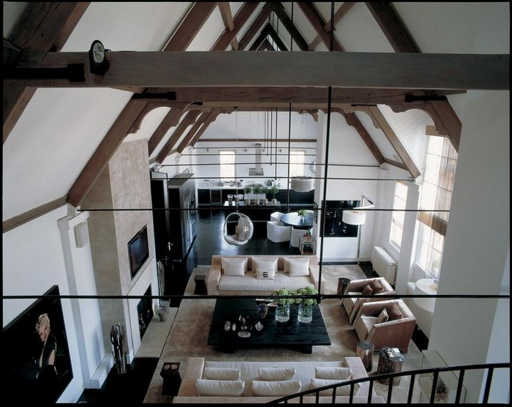 Kelly Hoppen - The Loft in London 3  50 Best Interior Design Projects by Kelly Hoppen Kelly Hoppen The Loft in London 3