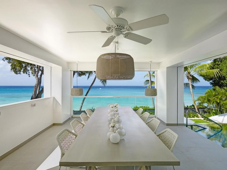 Kelly Hoppen - The Villa in Barbados  50 Best Interior Design Projects by Kelly Hoppen Kelly Hoppen The Villa in Barbados