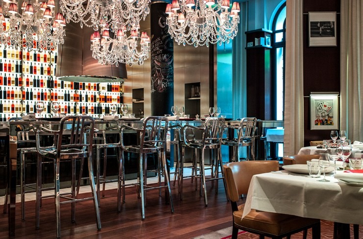 P. Starck - Le-Royal-Monceau-Paris philippe starck 50 Best Interior Design Projects by Philippe Starck Philippe Starck Le Royal Monceau Paris