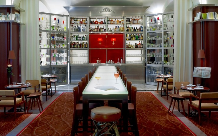 P. Starck - Royale Monceau - Paris philippe starck 50 Best Interior Design Projects by Philippe Starck Philippe Starck Royale Monceau Paris