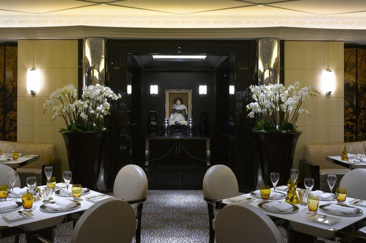 The Savoy Hotel refurbishment, completed 2010. pierre yves-rochon 10 Amazing Design Projects by Pierre Yves-Rochon's The Savoy Hotel London England 1