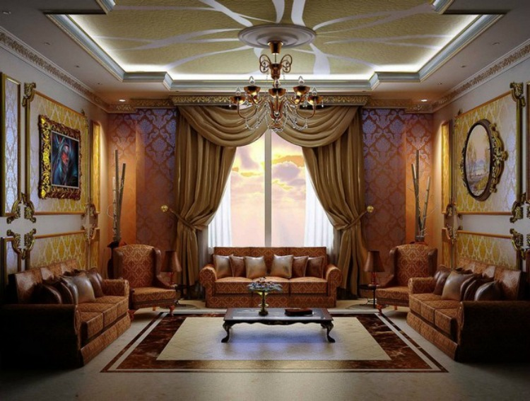 top 5 arabic living room inspiration best interior designers