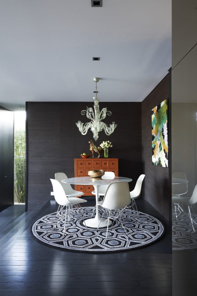 dining area design by Greg Natale  25 Best Interior Design Projects by Greg Natale 8 dining area design by Greg Natale