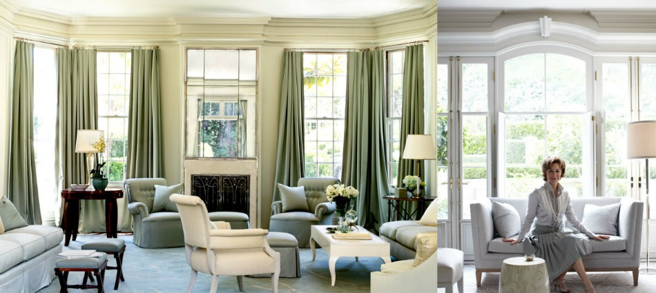 25 Best Interior Design Projects by Barbara Barry