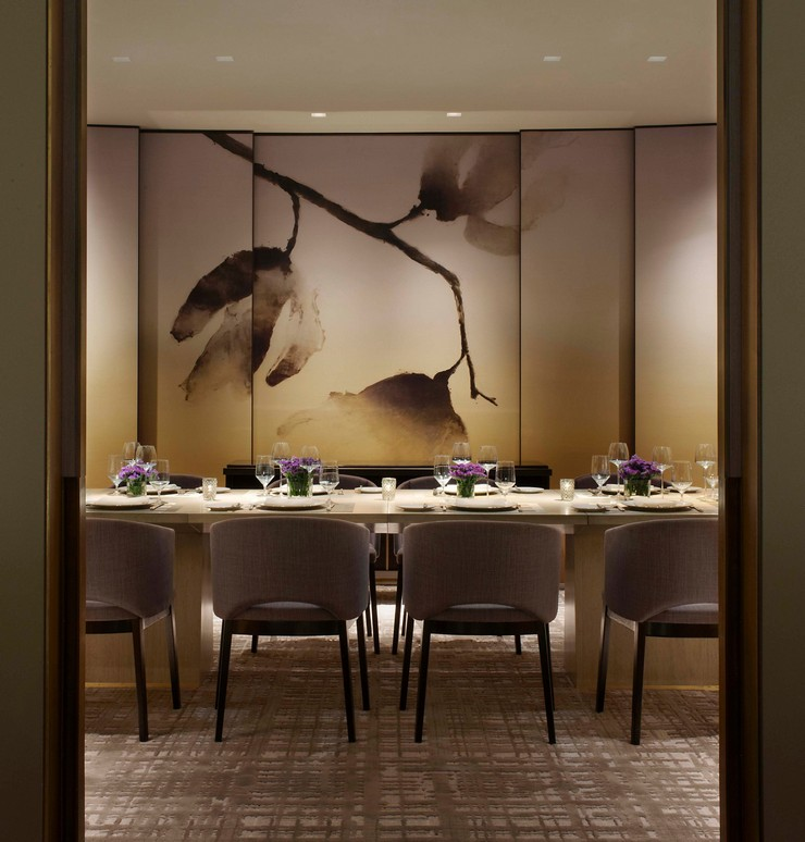 Best Interior Design Projects By Yabu Pushelberg - Clement At Peninsula Hotel 1 Yabu Pushelberg 25 Best Interior Design Projects By Yabu Pushelberg Clement At Peninsula Hotel 1