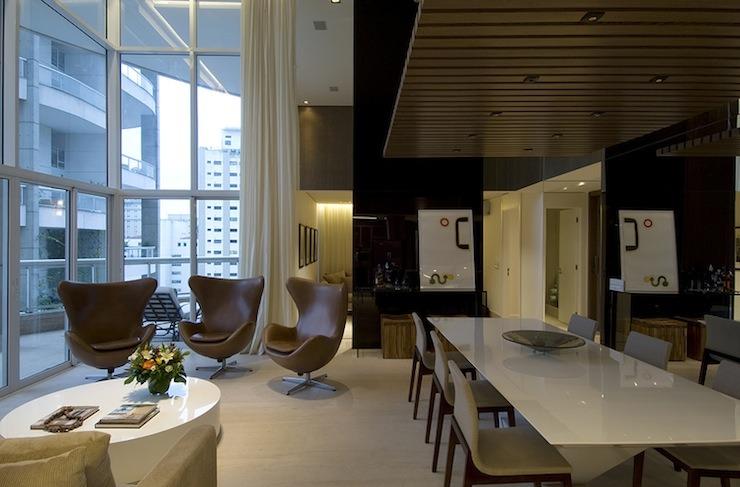 Interior design 25 amazing projects by fernanda marques - Maison contemporaine exotique fernanda marques ...