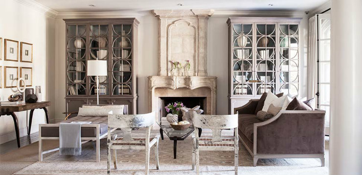 Mary McDonald Living Room ideas in neutral tones  25 Best Interior Design Projects by Mary McDonald Mary McDonald Living Room ideas in neutral tones