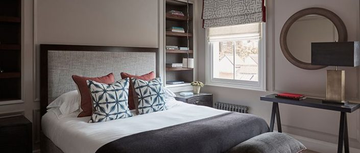 Room of the month - November. Boys bedroom by Helen Green Design - Chelsea, London