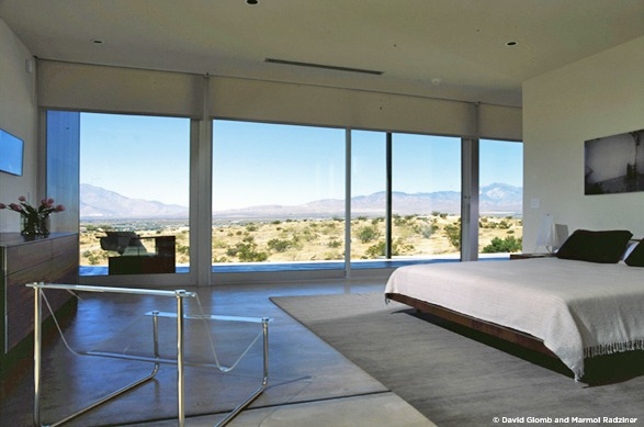 Desert House by Marmol Radziner marmol radziner 25 Best Interior Design Projects by Marmol Radziner desert house 1