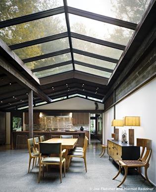 Experimental Ranch  marmol radziner 25 Best Interior Design Projects by Marmol Radziner experimental ranch 1